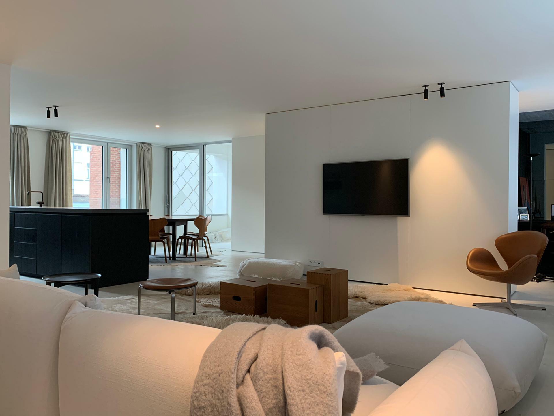 Luxe appartement op toplocatie in Gent