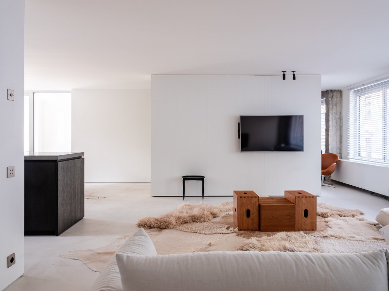 Luxe appartement in het bruisende centrum